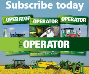 Pro Operator advert