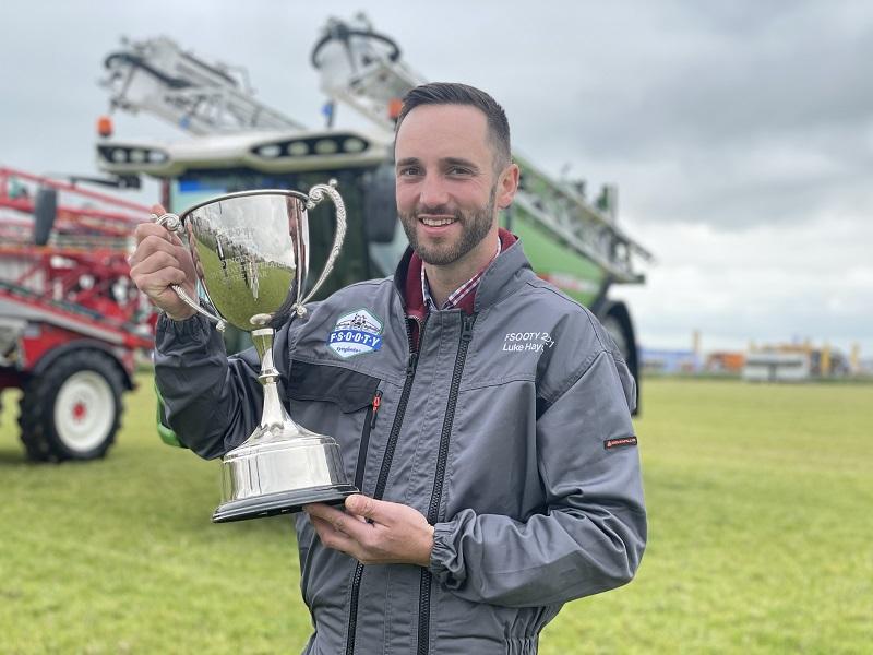 Luke FSOOTY winner